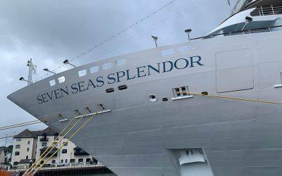 Regent Seven Seas Cruises Returns to Cruising