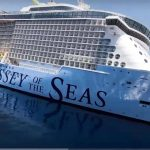 Royal Carribean Odyssey of the Seas Hyperlapse Tour